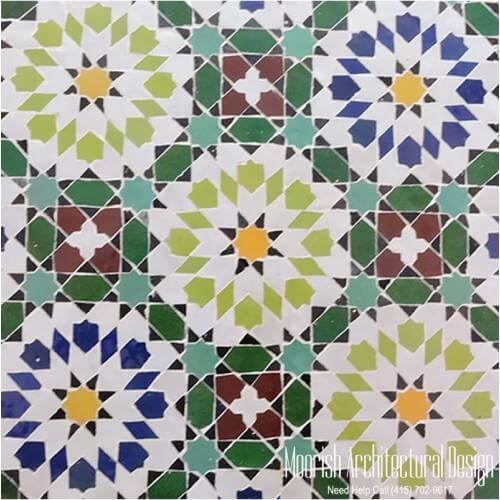 Moroccan Tile 122