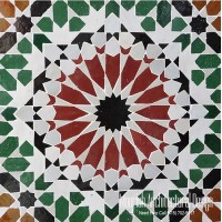 Fez mosaic Tile