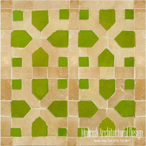 Moroccan Tile 129