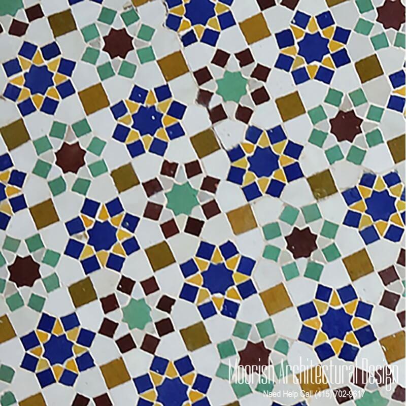Islamic Tile Patterns