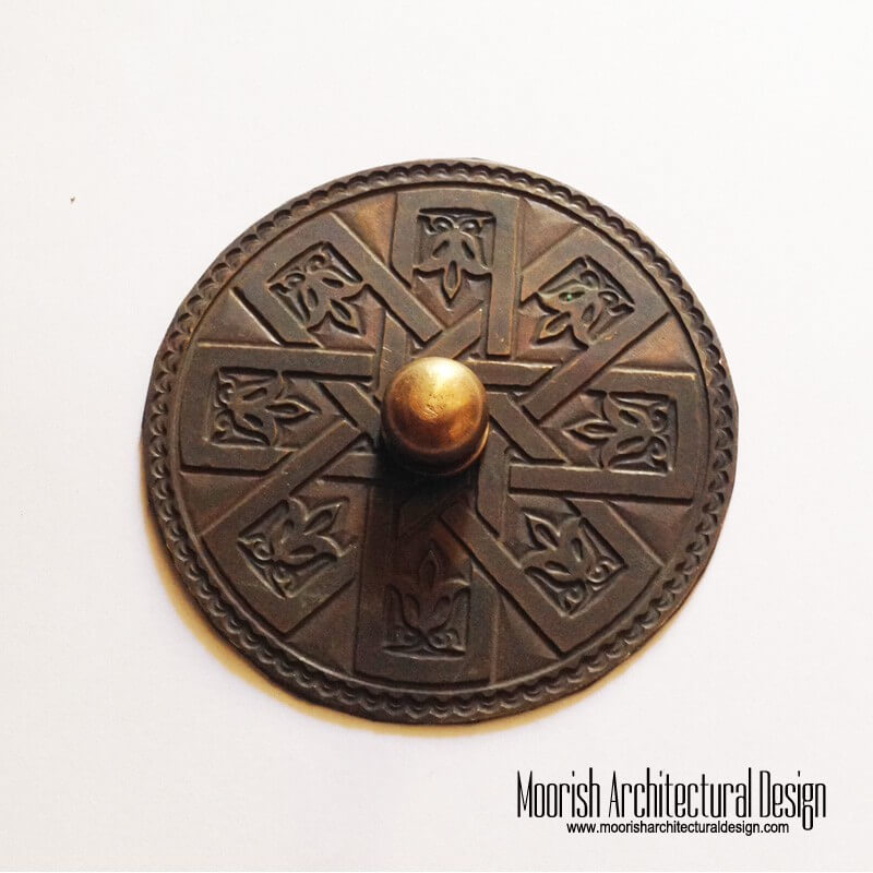 Moroccan kitchen cabinet knobs