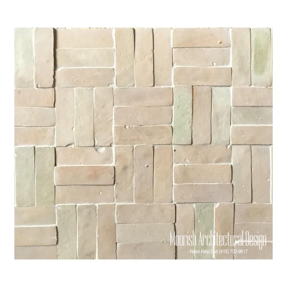 2x 6 moroccan terracotta brick bejmat tile 2x6 moroccan terracotta brick doublecrazyfo Image collections
