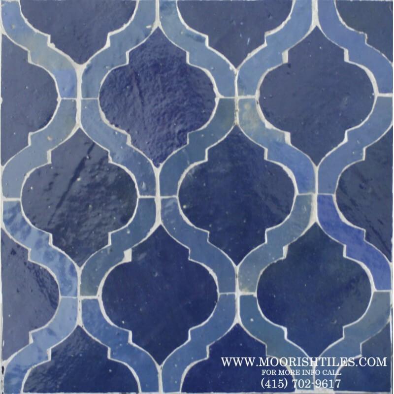 Moroccan Tile Bermuda