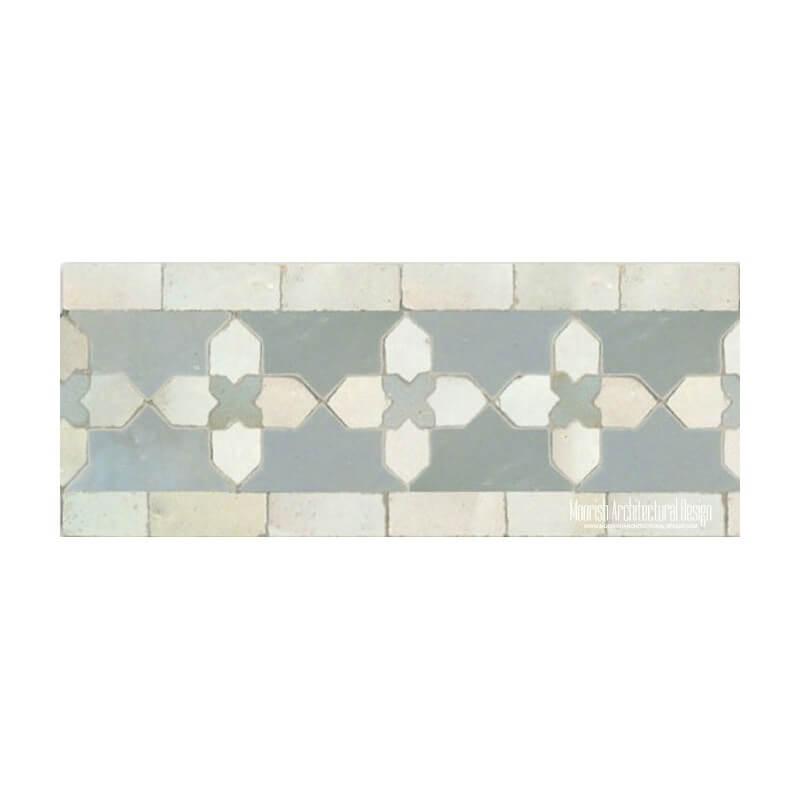 Moroccan Border Tile 14
