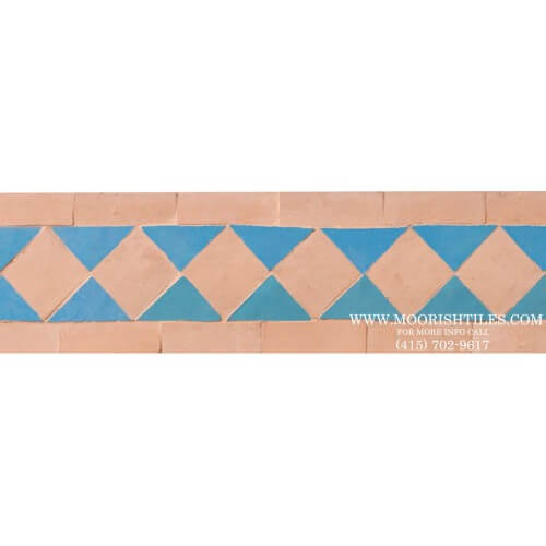 Moroccan Border Tile 52