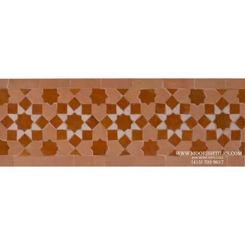 Moroccan Border Tile 58