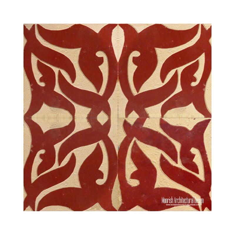 Rustic Pool Tile