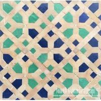 Tan Moroccan Tile