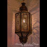 Moroccan Kitchen Pendant Light