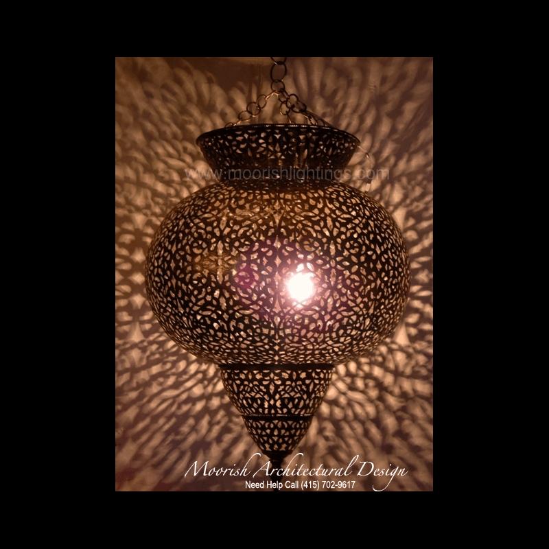 Moroccan Lighting Manufacturer