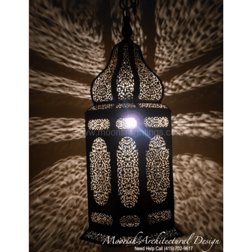 Traditional Moroccan Pendant 17