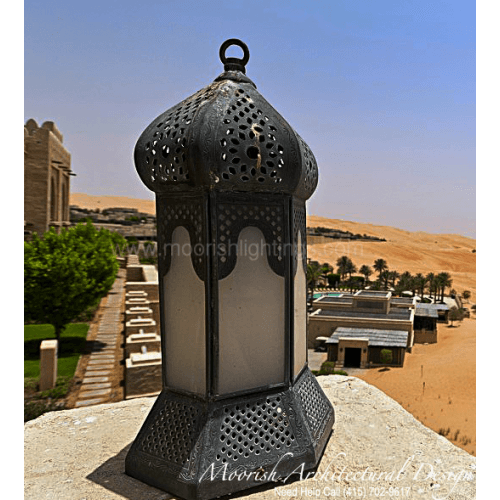 Moroccan Outdoor Light 04
