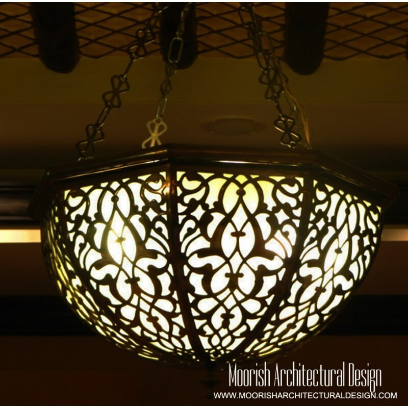 Filigree Pendant Light