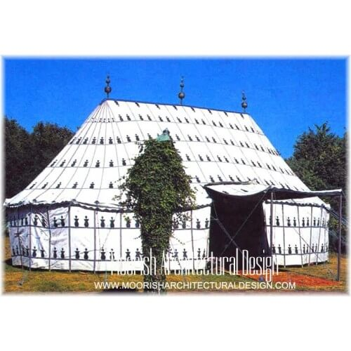 Moroccan Party Tent 01