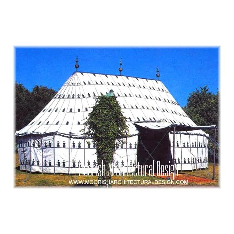 Moroccan Party Tent