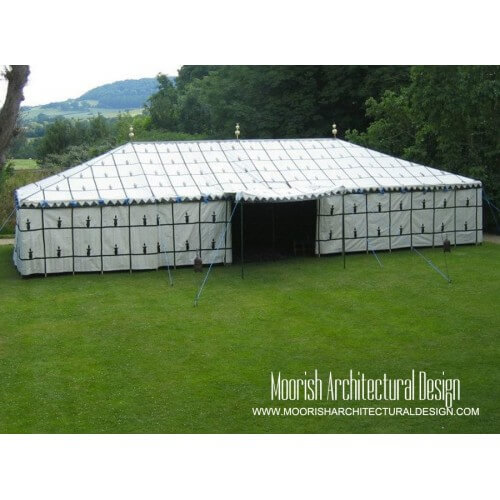 Moroccan Party Tent 02