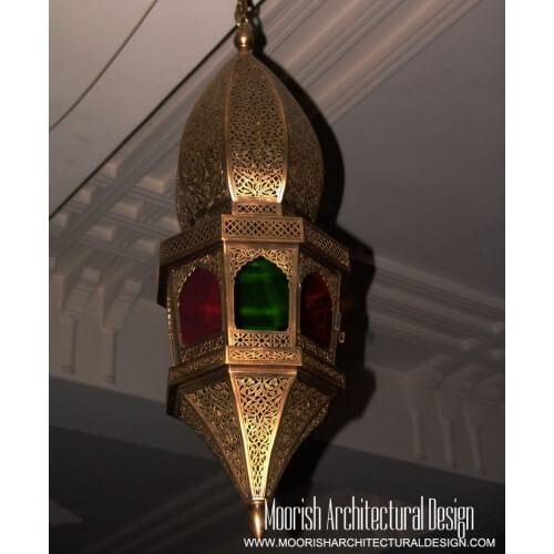 Traditional Moroccan Lantern 11