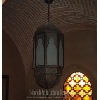 Large Moorish Lantern