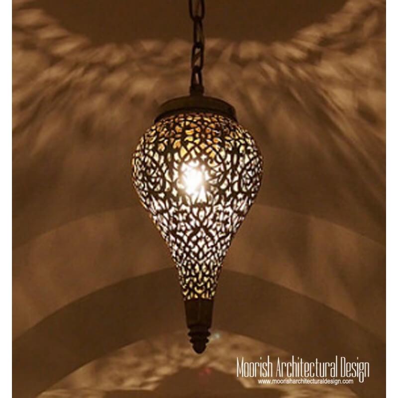 Middle eastern pendant light
