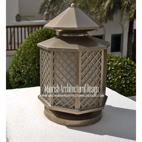 Moroccan Outdoor Light 14