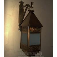Moroccan Porch Sconce