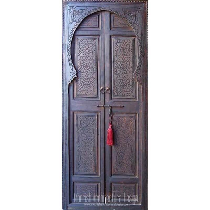 Moorish Entry door