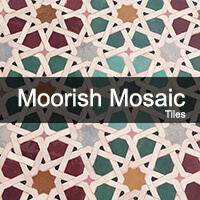 Moorish Pool Tiles
