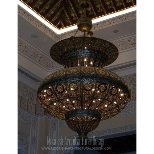 Traditional Moroccan Chandelier 10