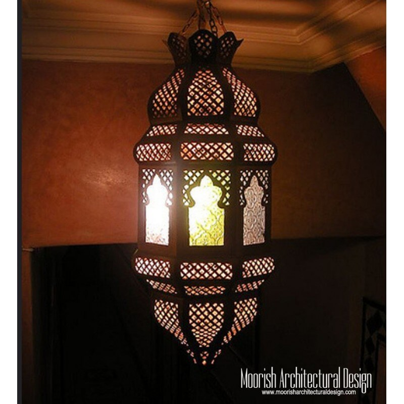 Moorish Pendant Lights