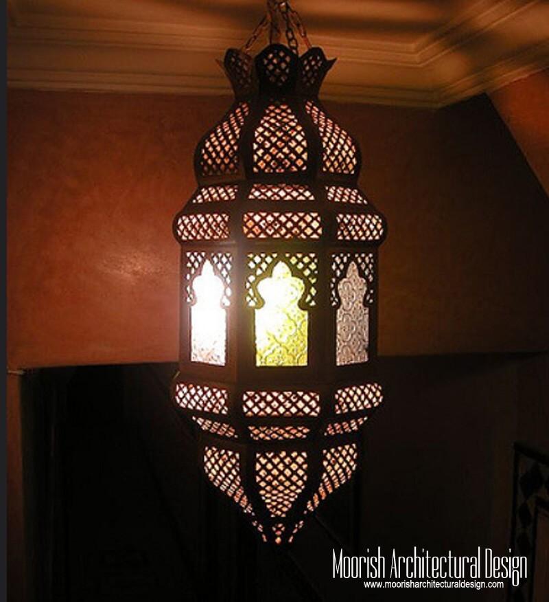 Pendant Lighting Moorish Lights Moroccan Hanging