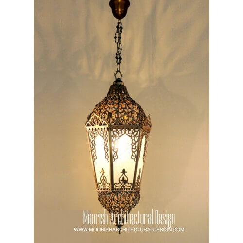 Traditional Moroccan Pendant 33