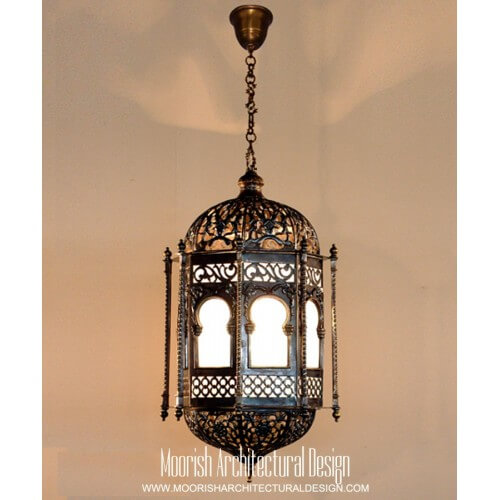 Traditional Moroccan Pendant 35