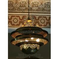 Moorish Living Room Lighting