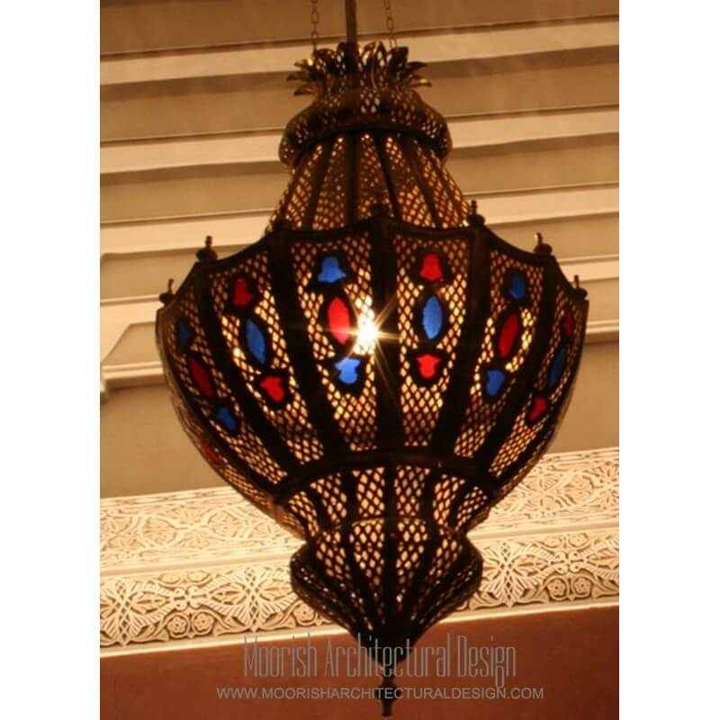 Moorish Lighting & Ceiling Lights