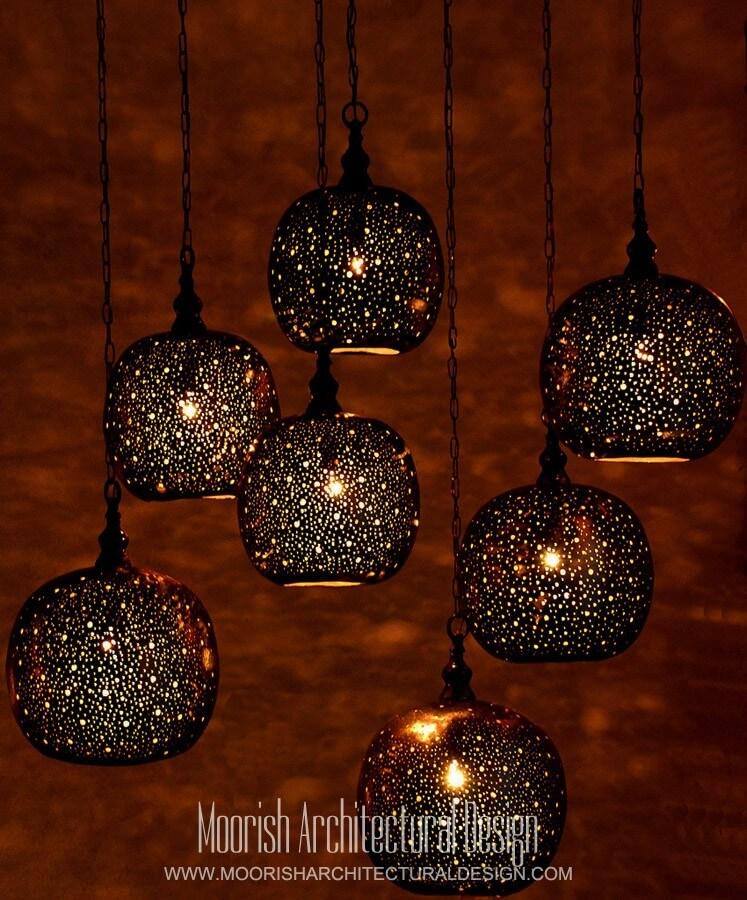 Exotic Hotel Lighting