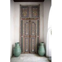 Moroccan Bedroom Door