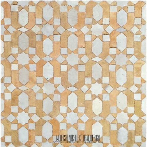 Rustic Moroccan Tile 05