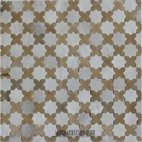 Rustic Moroccan Tile 08
