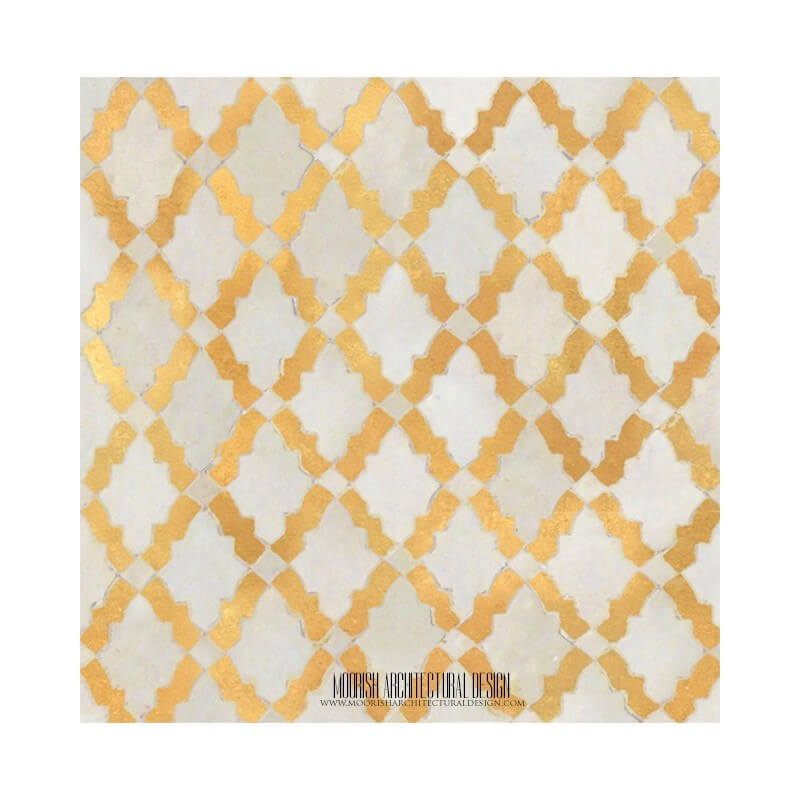 Shop Moorish Kitchen Tile