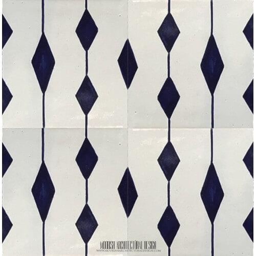 Moroccan Deco Tile 01