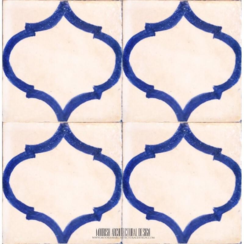 Moroccan Talavera Tile
