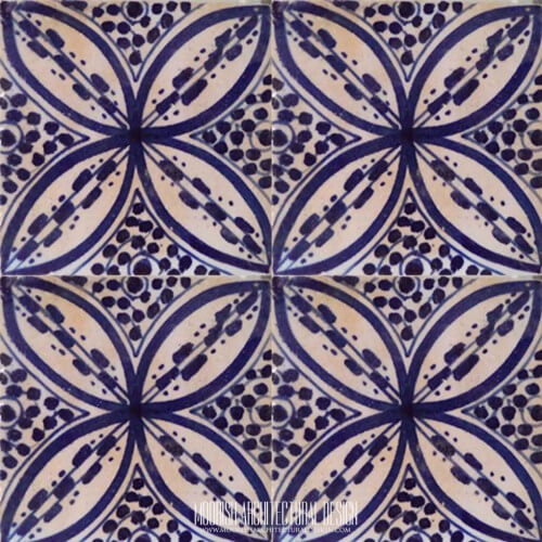 Tile Moroccan California