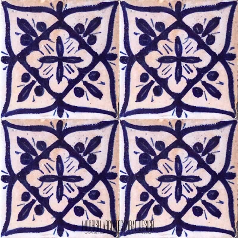 Vintage Moroccan Tile