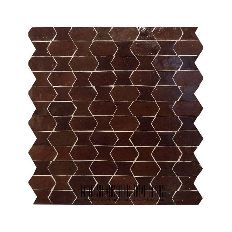Brown Berber Tile