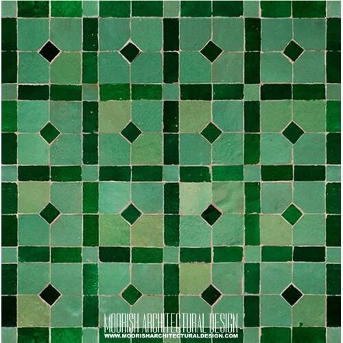 Moroccan Tile 182