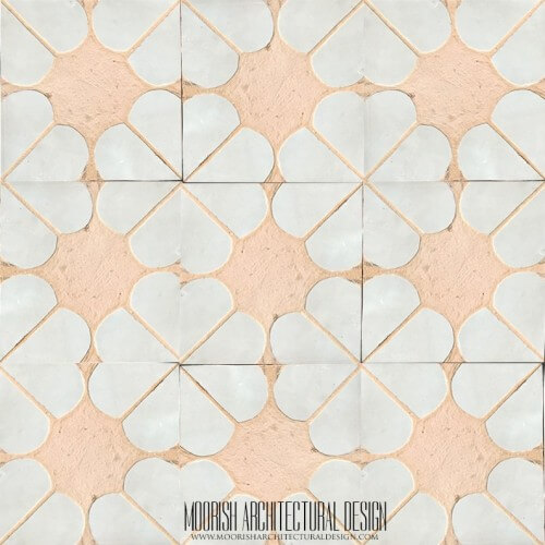 Rustic Moorish Tile 25