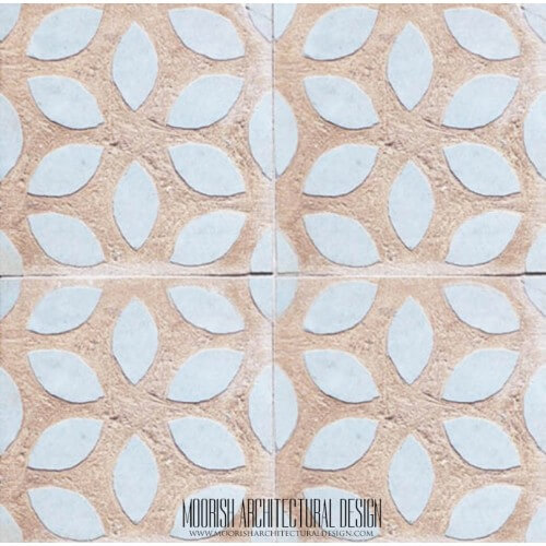 Rustic Moorish Tile 30