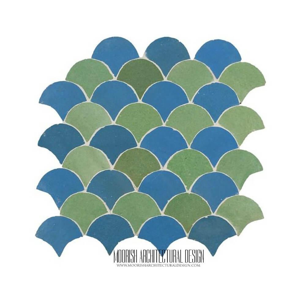 Moroccan Checkerboard Tile: Moroccan tile backsplash - add the charm ...