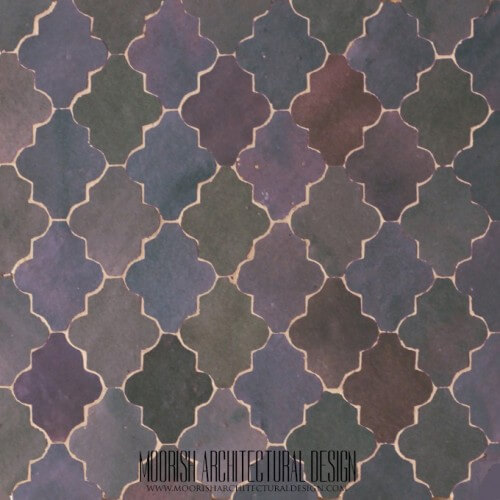 Arabesque Tile 01