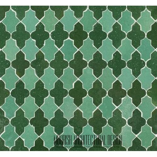 Arabesque Tile 05